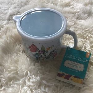 The Pioneer Woman Blooming Bouquet Measuring Cup
